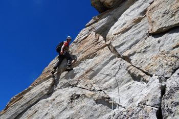 Technical Alpine Rock 1