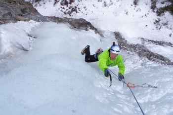 Technical Dolomites Ice 1