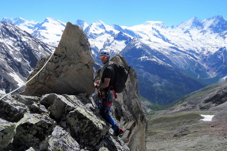 Technical AlpinISM 4