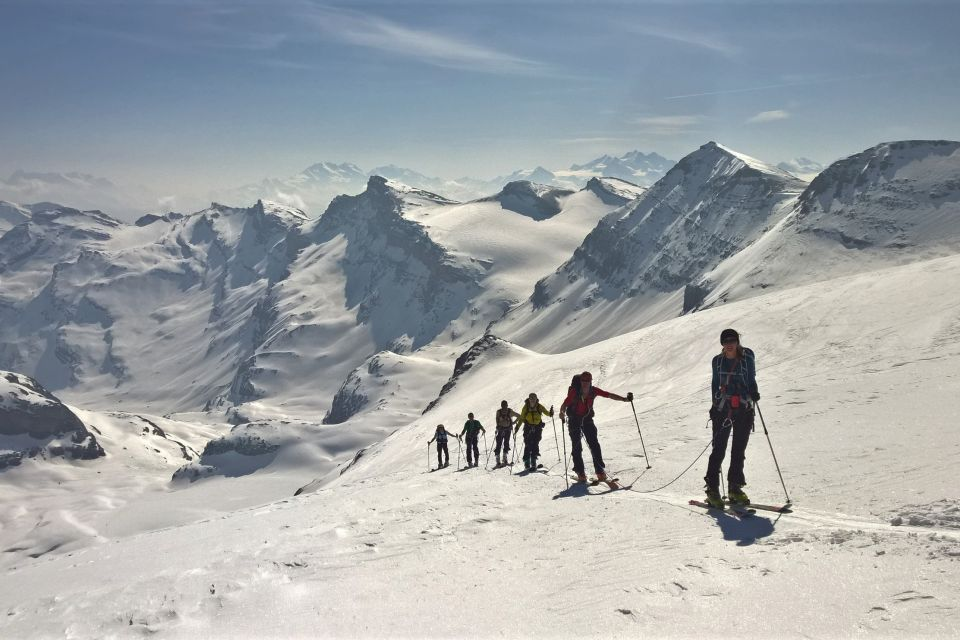 Advanced Ski Touring 3