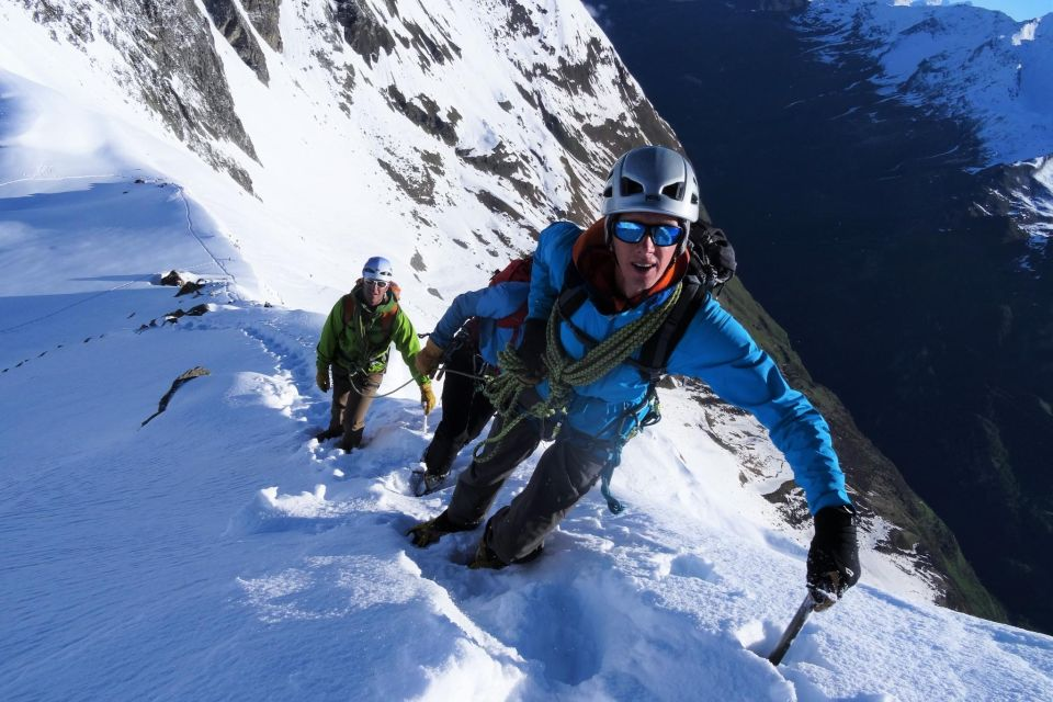 Technical AlpinISM 3