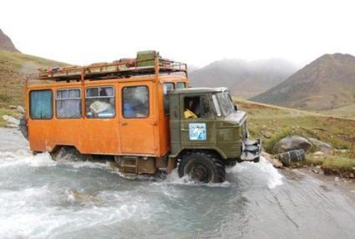 Kyrgyzstan-Expedition