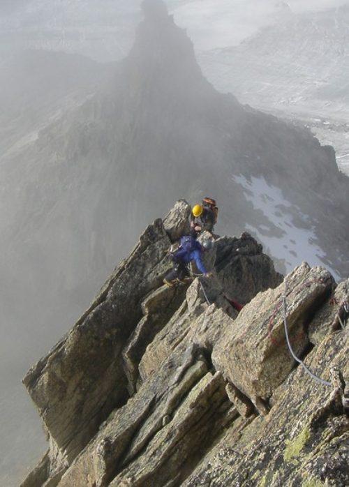 33d Gletschhorn-S-Ridge