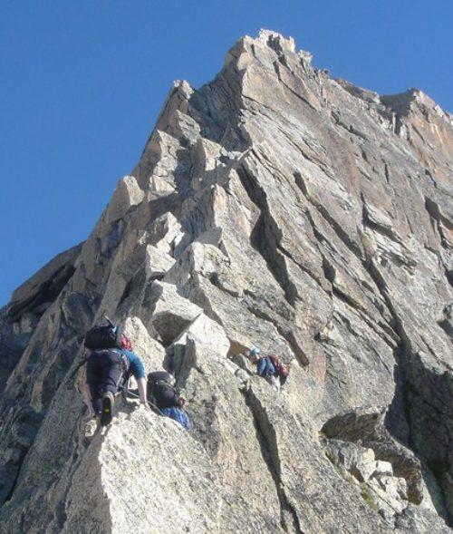 33e Gletschhorn-S-Ridge-2