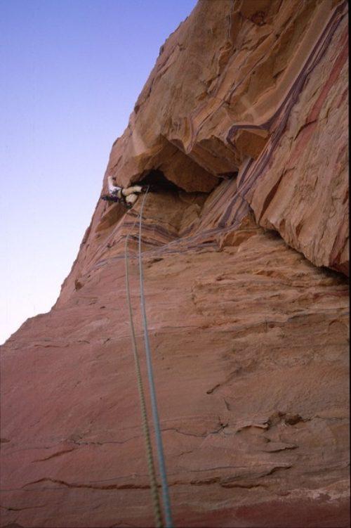 36b Steve-on-megacrack-overhang