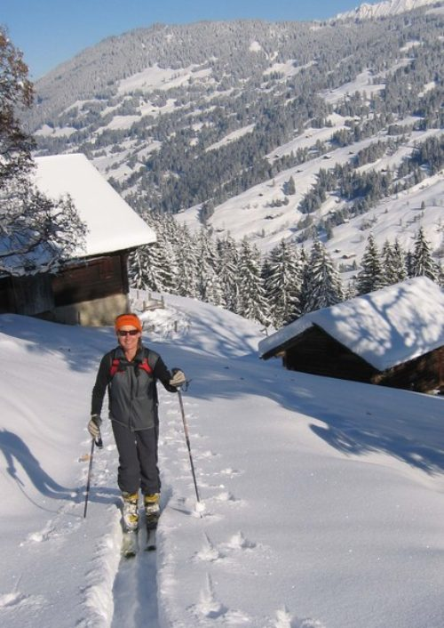 42e Ski-touring-above-Gstaad-on-Nov-15-2007