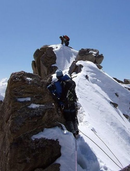48c Pik-Pyramida-summit-ridge-photo-Neville