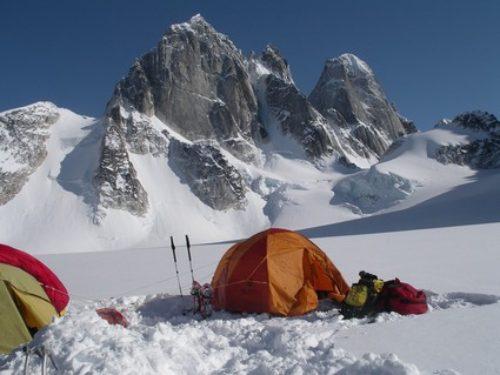 Alaska-Camp