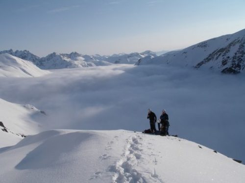 Alaska-Summit