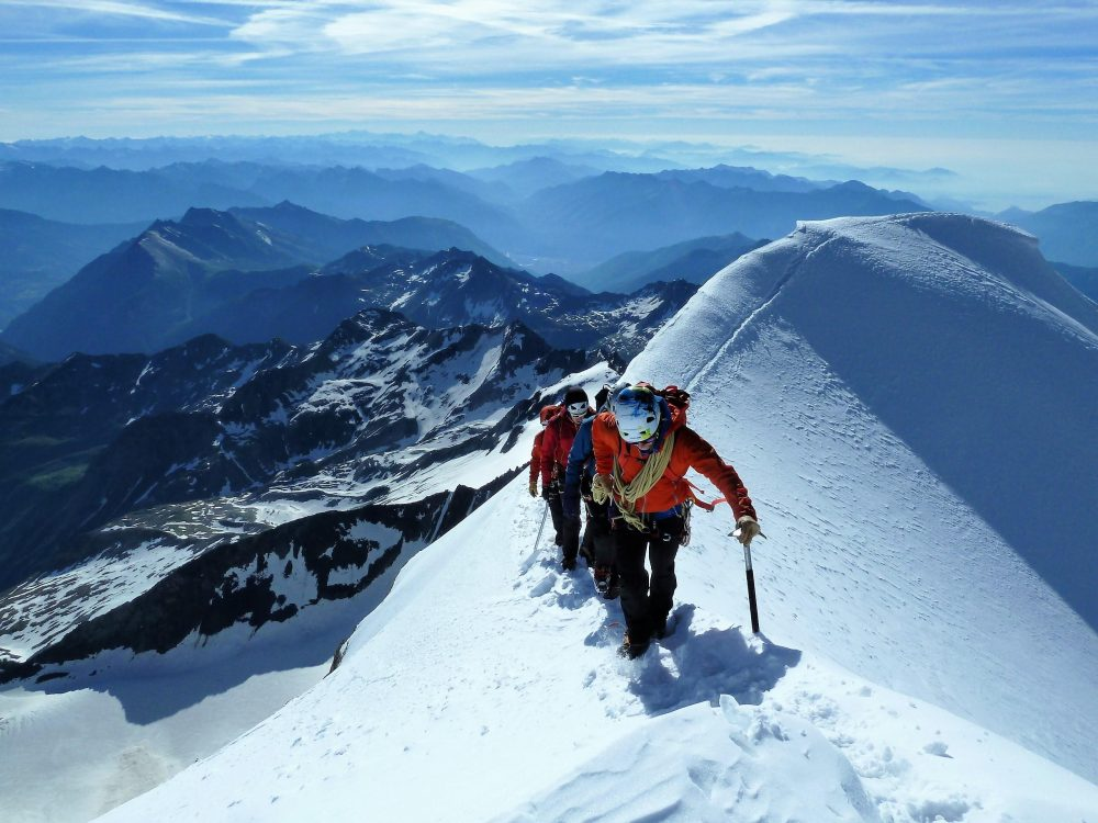 Classic Alpine Ascents