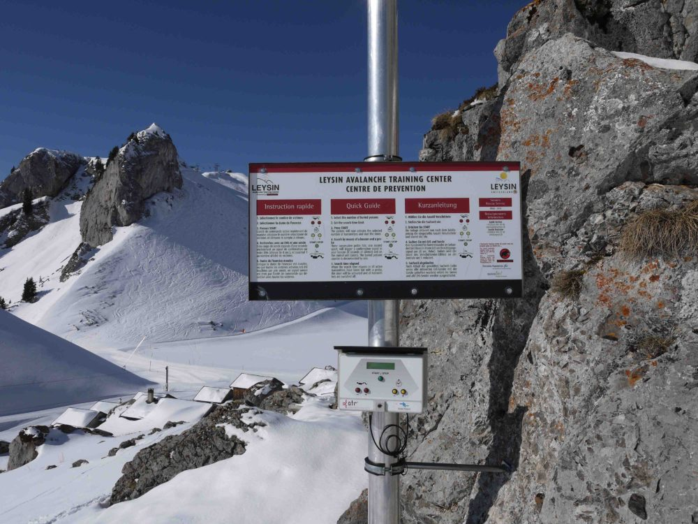 Leysin Ski 6